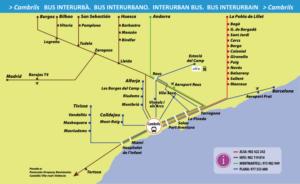 Bus Interurbà