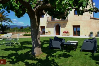 Casa Rural Mas Montbrió Belvedere