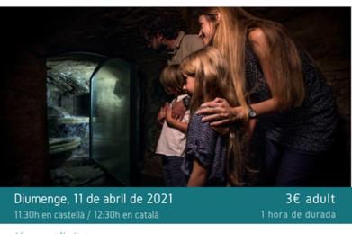Visita al Museu Molí de les Tres Eres