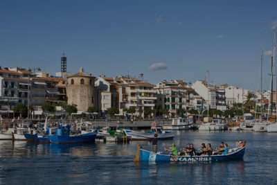 cambrils port experiences page