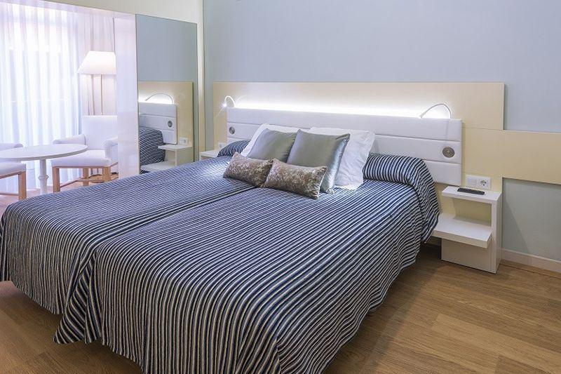 hotel monica platja cambrils habitacio standard