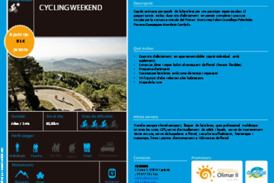 Cycling Weekend