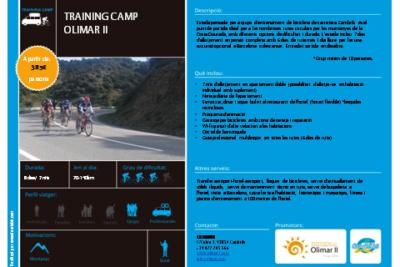 training camp olimar II