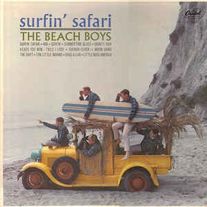 The Beach Boys Surfin Safari 1962