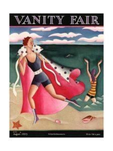vanity fair cover august 1925