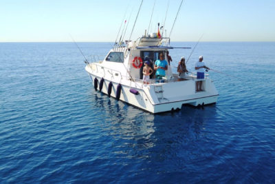 encd charter pesca cata 326 purefishing 2