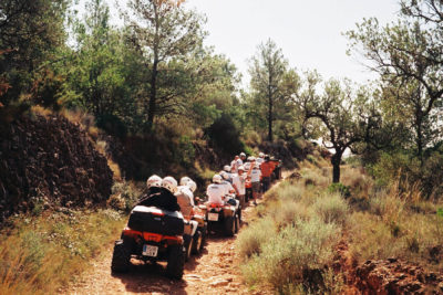 Quad Tours in the Costa Daurada