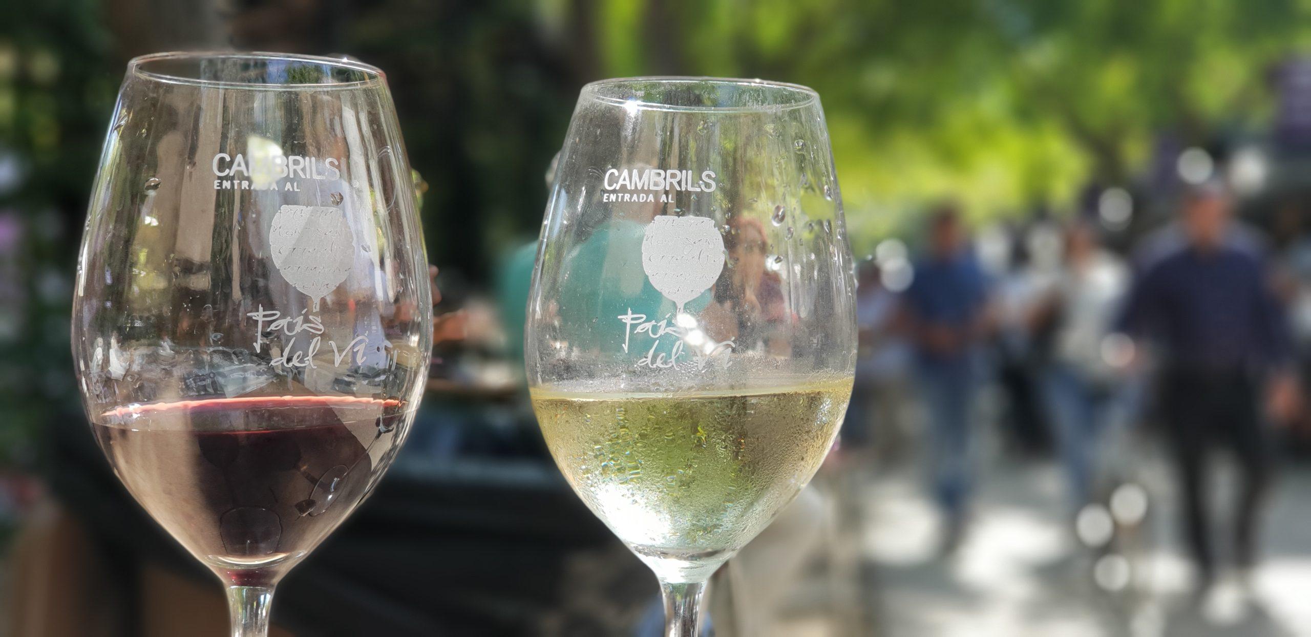Cambrils, Entrada al País del Vi