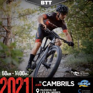 SCOTT MARATHON BTT CAMBRILS 2021